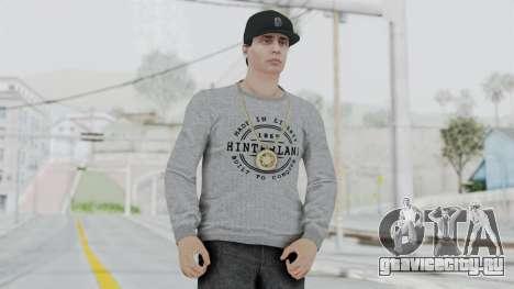 Lowriders Custom Classics DLC Male для GTA San Andreas