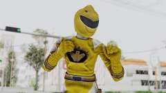 Power Rangers Dino Thunder - Yellow