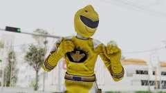 Power Rangers Dino Thunder - Yellow для GTA San Andreas