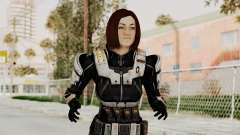 Mass Effect 3 Miranda Short Hair Ajax Armor
