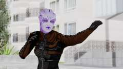 Mass Effect 1 Asari Shiala Commando