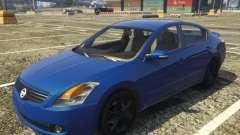 Nissan Altima 3.5SE для GTA 5