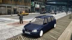 ВАЗ 1117 Калина 7-door для GTA 4