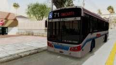 Todo Bus Pompeya II Agrale MT15 Linea 71 для GTA San Andreas