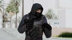 SAS No Gas Mask from CSO2 для GTA San Andreas