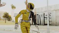 Power Rangers S.P.D - Yellow