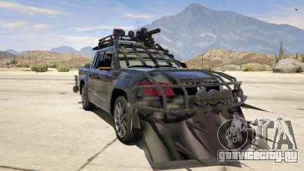 Volkswagen Amarok Apocalypse для GTA 5