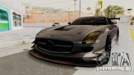 Mercedes-Benz SLS AMG GT3 PJ1 для GTA San Andreas