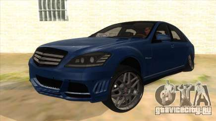 Mercedes-Benz S65 Rus Stance для GTA San Andreas