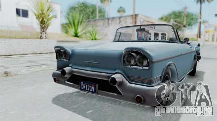 GTA 5 Declasse Tornado No Bobbles and Plaques для GTA San Andreas