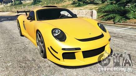 Ruf CTR3 v1.1 для GTA 5