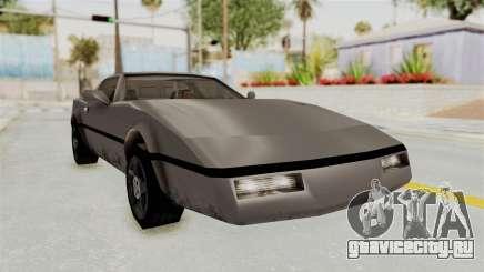 Beta VC Banshee для GTA San Andreas