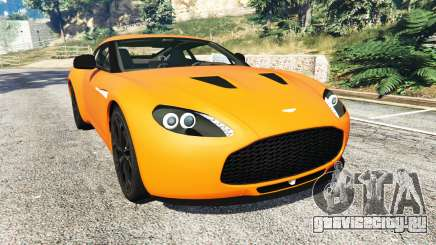 Aston Martin V12 Zagato v1.2 для GTA 5