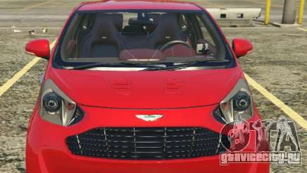 2011 Aston Martin Cygnet 1.0 [Replace] для GTA 5