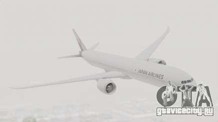 Boeing 777-9X Japan Airlines для GTA San Andreas