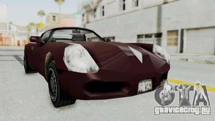 GTA 3 Stinger для GTA San Andreas