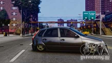 Lada Kalina для GTA 4