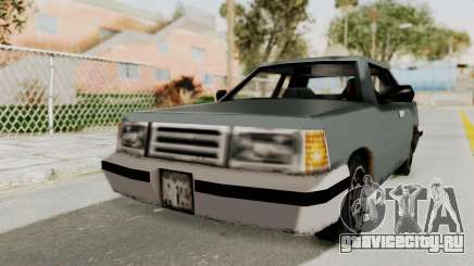 GTA 3 Corpse Manana для GTA San Andreas