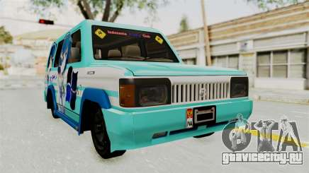 Toyota Kijang Grand Extra Itasha для GTA San Andreas