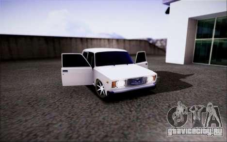 ВАЗ 2107 IVF для GTA San Andreas