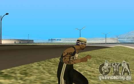 San Fierro Rifa Member для GTA San Andreas третий скриншот