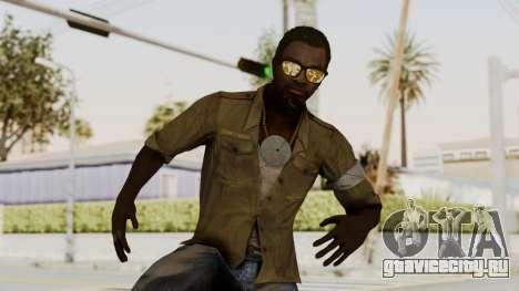 Far Cry 3 - Dennis Rogers для GTA San Andreas
