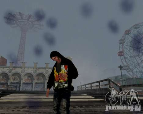 Extensive Cloth Pack for Niko 1.0 для GTA 4 четвёртый скриншот