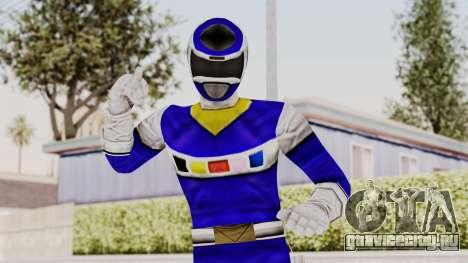 Power Rangers In Space - Blue для GTA San Andreas