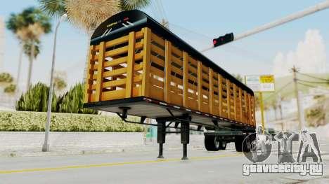 Trailer de Estacas для GTA San Andreas