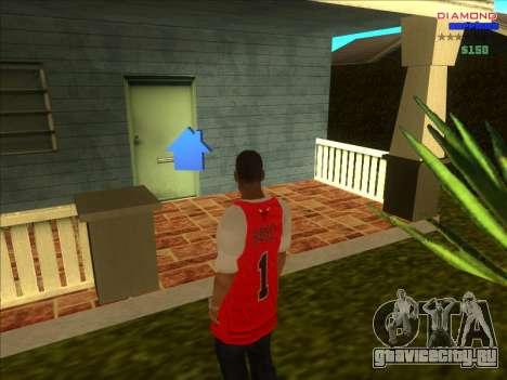 Чекер домов для ARP для GTA San Andreas шестой скриншот