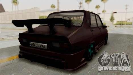 Dacia 1310 TX Tuning для GTA San Andreas вид справа