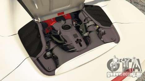 Ferrari 488 GTS для GTA 5 вид справа