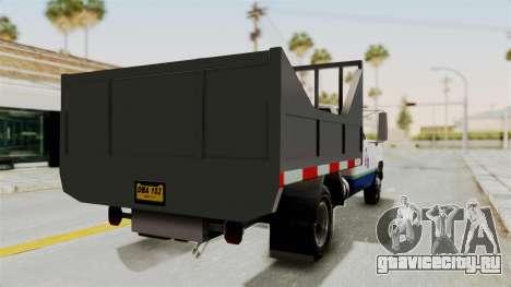 GMC Sierra 3500 для GTA San Andreas вид слева