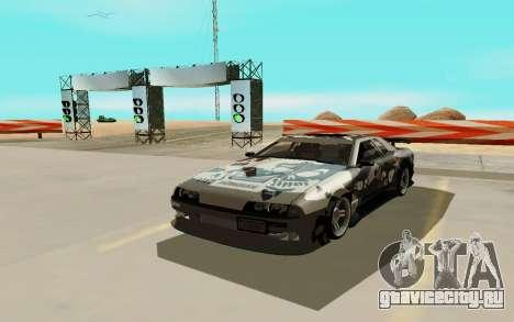 ENB Series for SAMP 0.3.7 для GTA San Andreas второй скриншот
