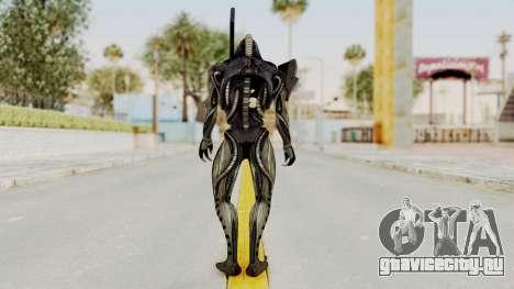 Mass Effect 2 Legion для GTA San Andreas третий скриншот