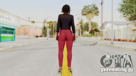 GTA 5 Hooker для GTA San Andreas третий скриншот