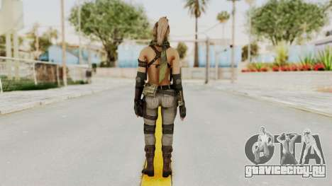 Victoria Kanayeva from Phantomers для GTA San Andreas третий скриншот