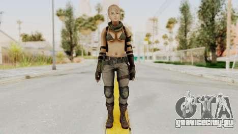 Victoria Kanayeva from Phantomers для GTA San Andreas второй скриншот