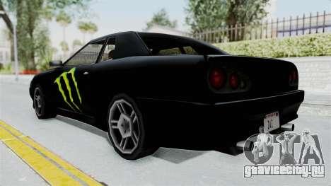 Monster Elegy для GTA San Andreas вид слева