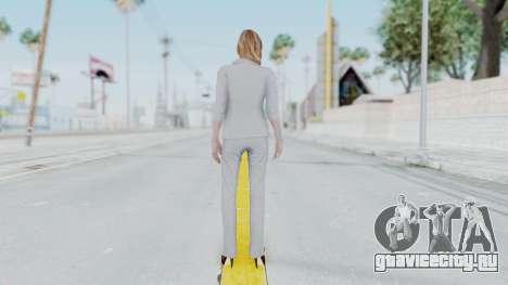 Resident Evil Revelations 2 - Alex Wesker для GTA San Andreas третий скриншот