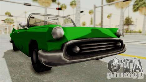 Glendale XS для GTA San Andreas вид справа