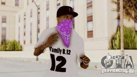 New Skin Bmyst 12 для GTA San Andreas