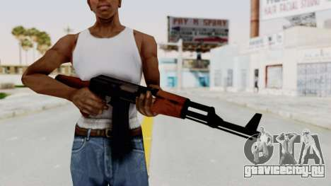 Liberty City Stories AK-47 для GTA San Andreas