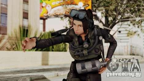 Counter Strike Online 2 - Lisa для GTA San Andreas