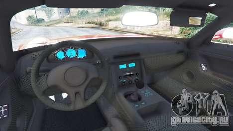 Devon GTX 2010 v0.1 для GTA 5 вид сзади справа