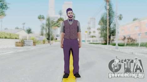 Skin de GTA 5 Online для GTA San Andreas второй скриншот