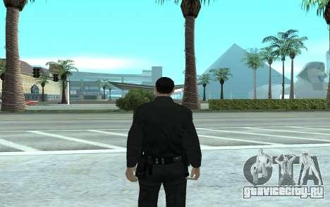 Los Santos Police Officer для GTA San Andreas второй скриншот