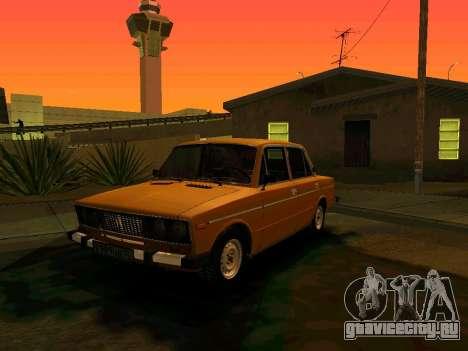 ВАЗ 2106 Сток для GTA San Andreas