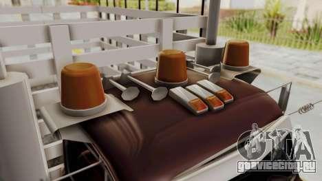 Ford 49 Con Estacas для GTA San Andreas вид сзади
