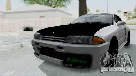 Nissan Skyline BNR32 Hot Version для GTA San Andreas